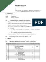 PracticaPWGL de Microsoft Project 2010