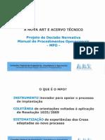 Projeto de Decisão Normativa - Manual de Procedimentos Operacionais - MPO -  (CONFEA).pdf