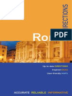 [Martin Dunford] the Rough Guides' Rome Directions