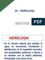 Hidrologia CLASES
