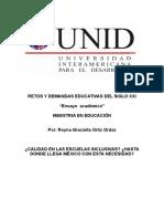 CALIDAD EN LAS ESCUELAS INCLUSIVAS.doc