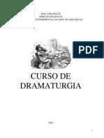 SOUZA, Marcio - Curso de Dramaturgia