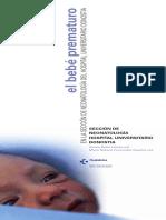 Guia Del Bebe Prematuro