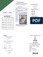 Razones Trigonometricas de Un Ángulo en Cualquier Magnitud