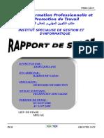 Rapport de Stage-GROUPE OCP