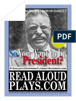 The Presidents Reader's Theater Two-Pack (preview)