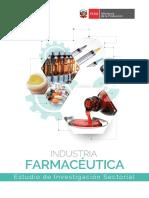 Estudio Sectorial-Industria Farmacéutica