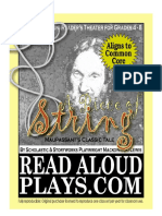 """Maupassant's """"A Piece of String"""" Classic Short Story Reader's Theater (preview)"""