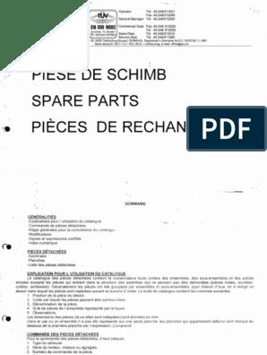 Aro 10 Catalog Piese Rofrengpdf Logistics Technology