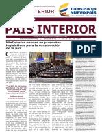 Semanario / País Interior 24-07-2017