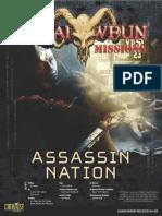 SRM4-09 - Assassin Nation (Buried Underground, Part 5)