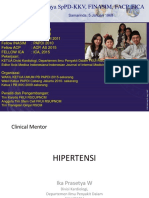 HIPERTENSI PDUI 2013 Disampaikan Juga 2017