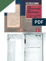 Belloni, Alberto - Del Anarquismo Al Peronismo. Hist Del Movim Obrero Argent, La Siringa, 1960