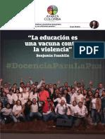 Boletín Avanza Colombia Marzo  2017