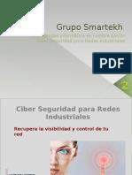 Ciberseguridad Para Redes Industriales