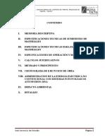Expediente Tecnico - Sistema Electrico de una I.E.
