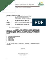 Informe Nº Pasc