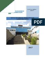 Manual de Bioseguridad y Manejo de Desecho .PDF