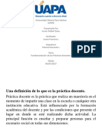 Tarea 1 Practica Doncente 1 DIAPO. Lic. CLASE