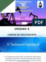 4.1 Declinacion Exponencial