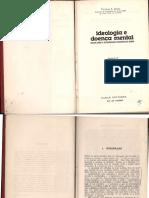 Thomas Szasz Ideologia e Doenca Mental