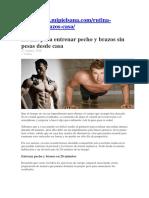 Gym Potente y Bueno