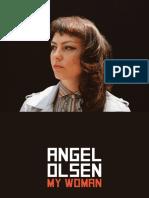 Digital Booklet - My Woman