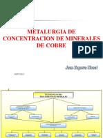 Metalurgia de Concentracion Del Cu