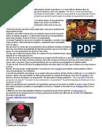 Definición de Pastelería