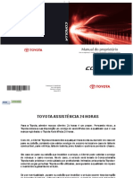 Corolla s Xrs 2013-2014