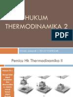 Bab 5 Hukum 2 Termodinamika