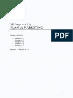 Semana 11 - Plan de Marketing (Guía Práctica)