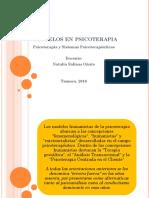 09. Modelos en Psicoterapia - Humanista