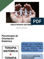 10. Modelos en Psicoterapia -Sistémico