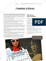 Burma Solidarity Campaign Issues