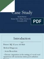 clinical case study presentation - mj