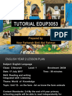 Lessonplan Audiovisual