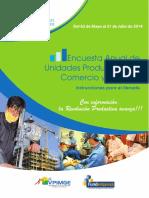 Encuesta de Comercio y Servicios 2014