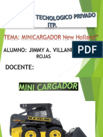 Minicargador Ok