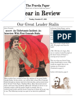 pro stalin newspaper
