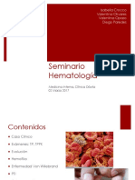 Seminario Hematología 2
