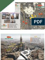 lokasi Hotel Makkah dan Madinah