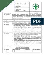 1.2.5.9 SOP Koordinasi Dalam Pelaksanaan Program (Revisi)