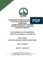 T Guía Académica DAE Abr-Ago 2017