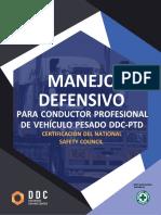 03 Ptd Vehiculo Pesado Manejo Defensivo-Arequipa