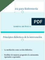 Didactica Para Enferemeria