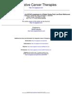 Berkson b Cell Lymphoma Paper