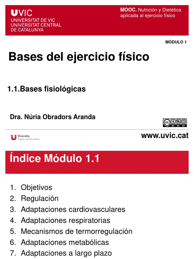 M1.1.Bases Fisiológicas Del Ejercicio (1)