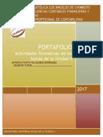 Portafolio II Unidad 2017 DSI II