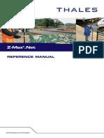 Magellan Z-max.net Reference Manual Rev b